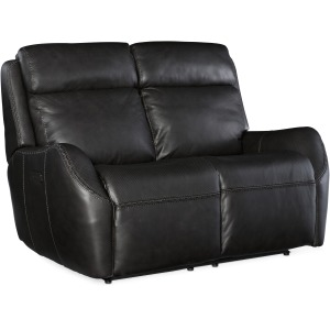 Sandovol Power Recliner Loveseat w/ Power Headrest