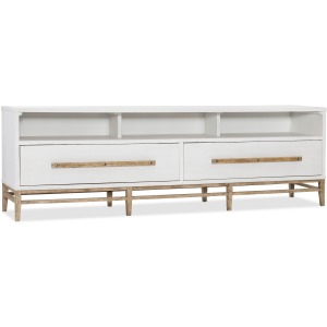 Urban Elevation Low Entertainment Console