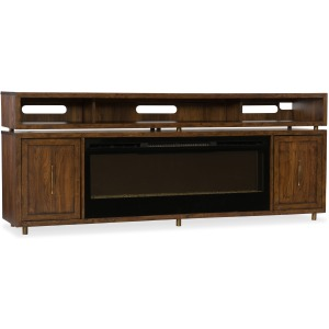 Big Sur Entertainment Console 84in
