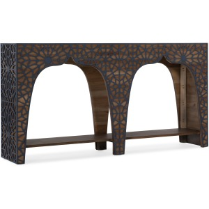 Melange Tassiana Hall Console Table