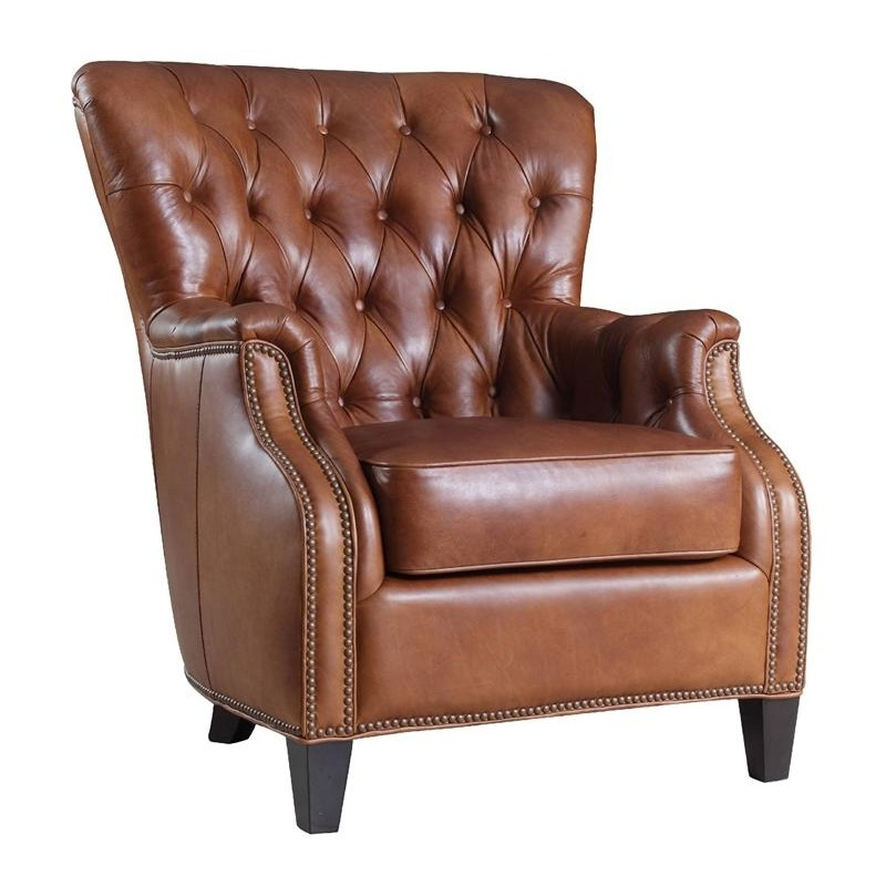 Furniture Aegis Glove Club Chair
