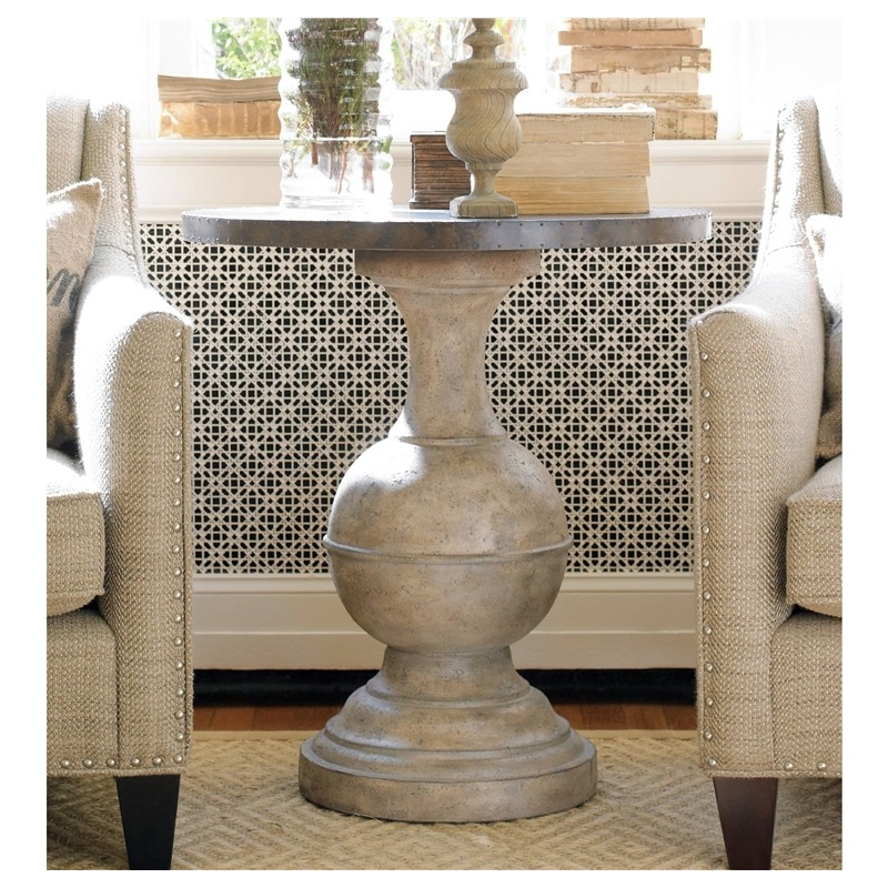 Furniture Round Accent Table