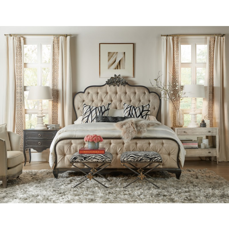 Sanctuary Collette King Bed Room