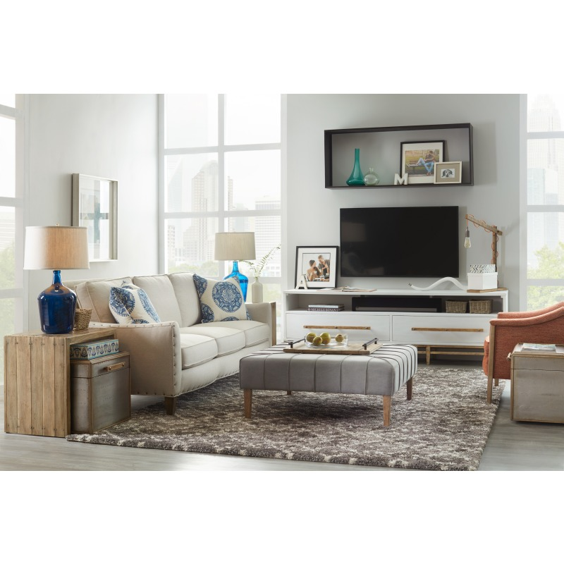 Urban Elevation Low Entertainment Console Room