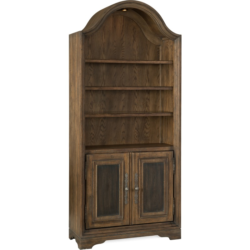 Pleasanton Bunching Bookcase Silhouette