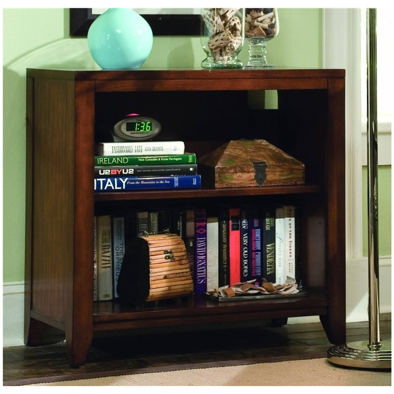 Furniture Danforth Low Bookcase