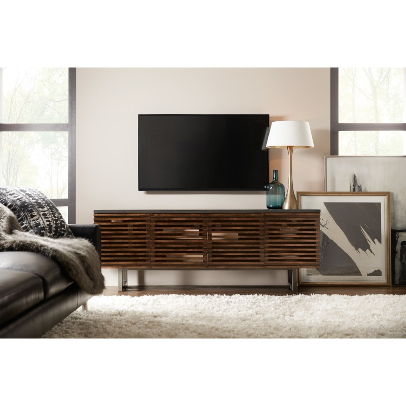 Solstice 78in Entertainment Console Room