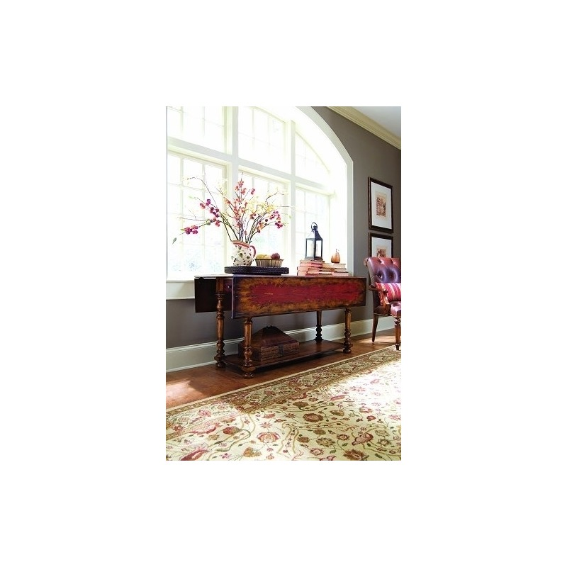 Drop-Leaf Console Table