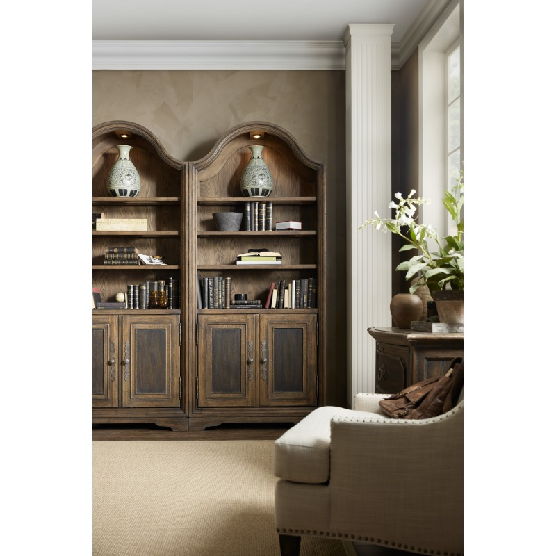 Pleasanton Bunching Bookcase Room