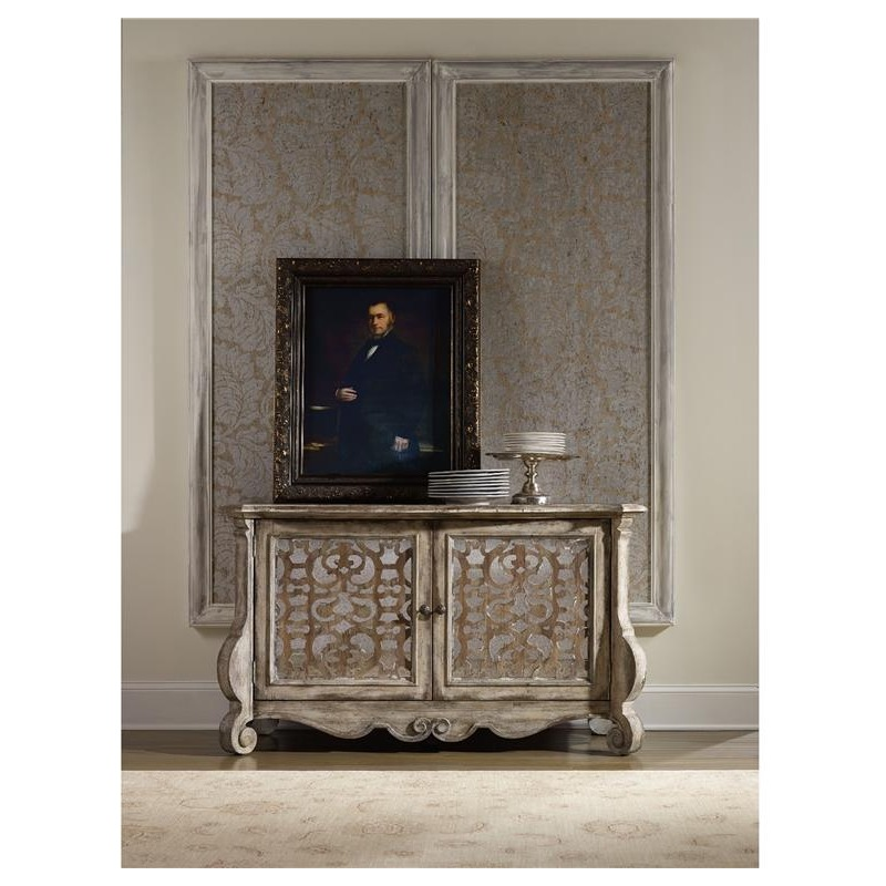 Furniture Chatelet Hutch and Buffet