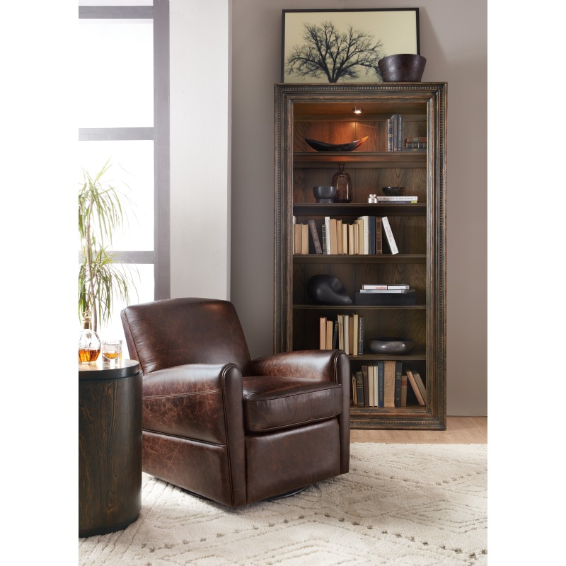Crafted Bookcase Room