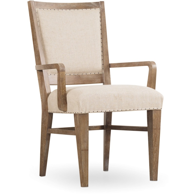 Studio 7H Stol Upholstered Arm Chair Silhouette