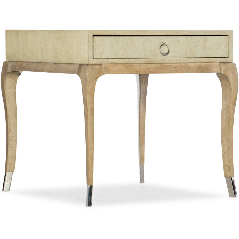 Novella Cabrillo Rectangle End Table Silhouette