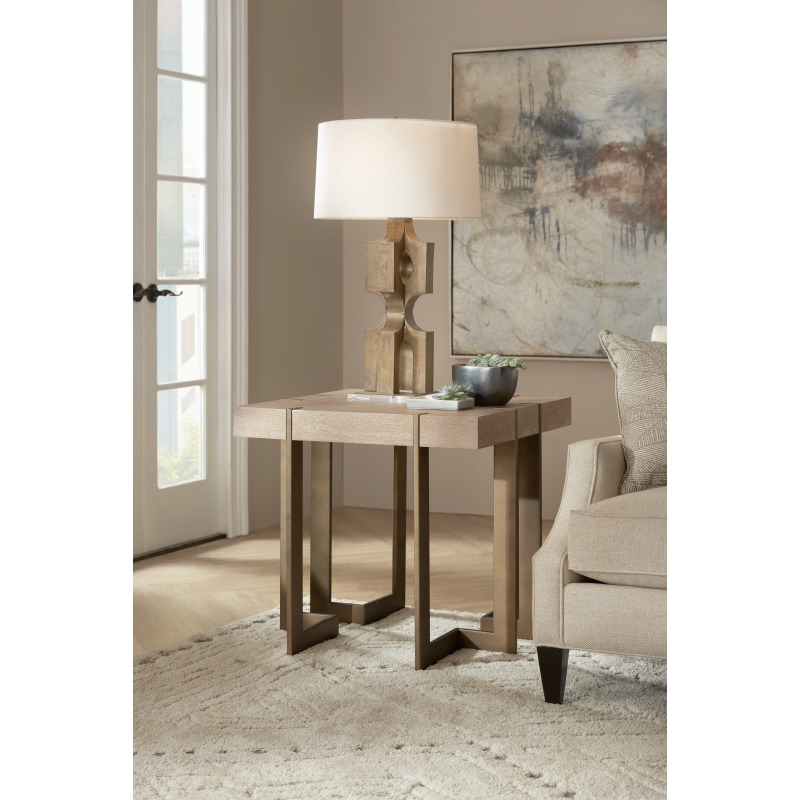 Miramar Point Reyes Max Square End Table Room
