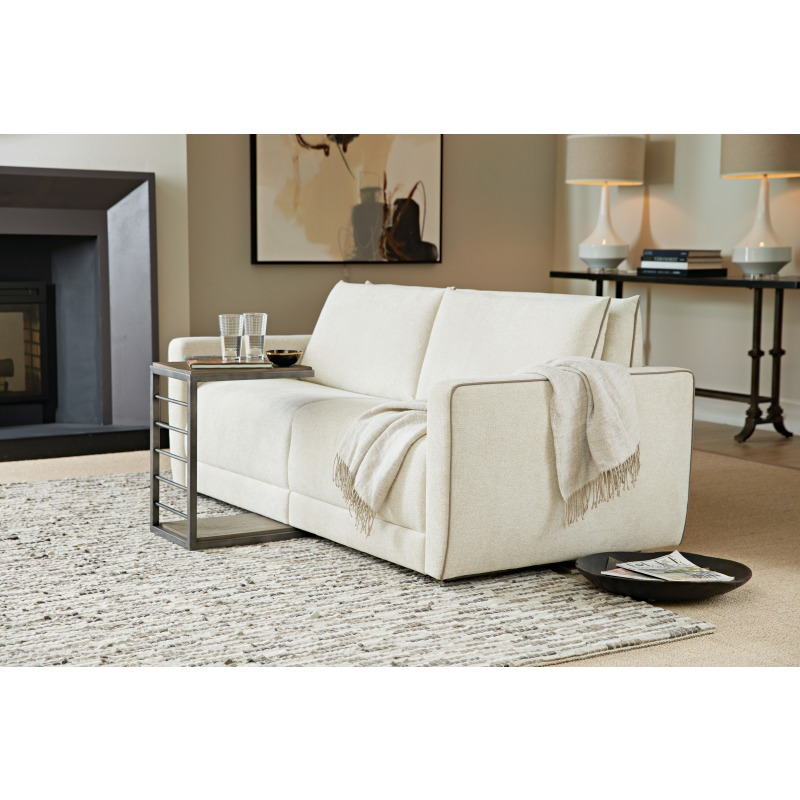 Keane Pwr Sleeper Loveseat W Memory Foam Mattress By Hooker