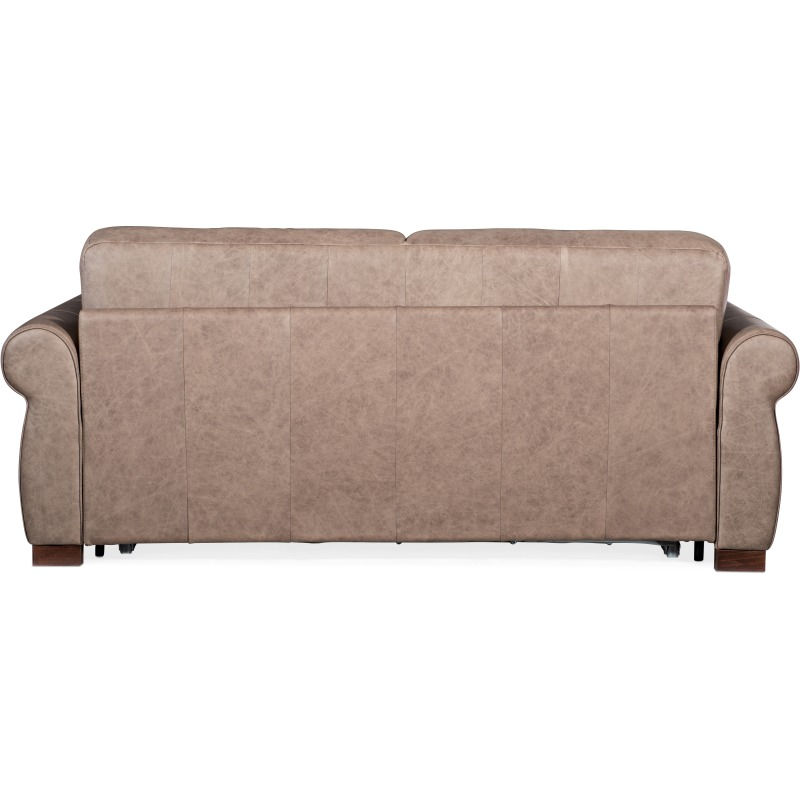 Afton Loveseat W Sleeper W Memory Foam Mattress By Hooker