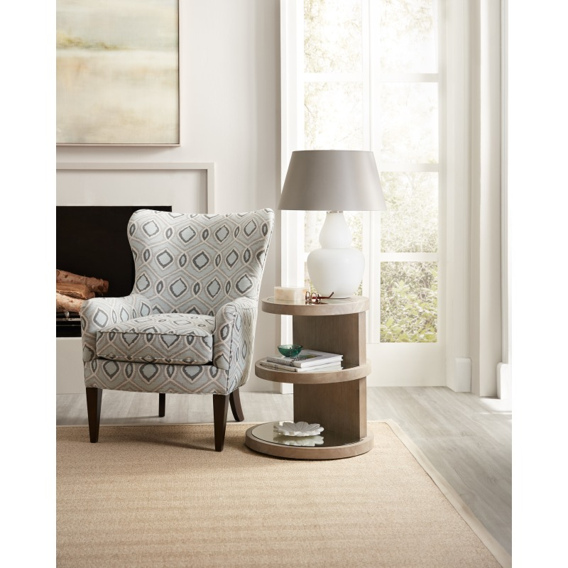 Affinity Round End Table Room