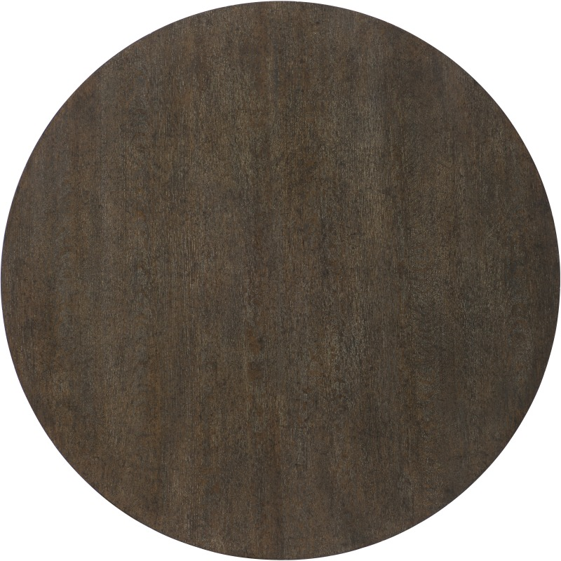 Miramar Point Reyes Botticelli 60in Round Dining Table Silhouette