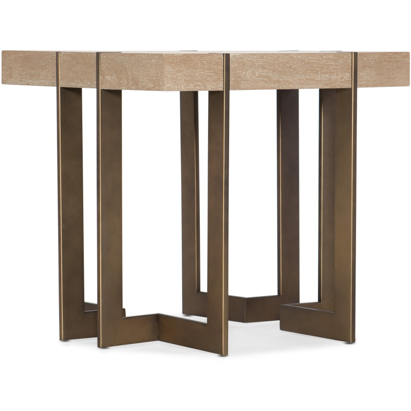 Miramar Point Reyes Max Square End Table Silhouette