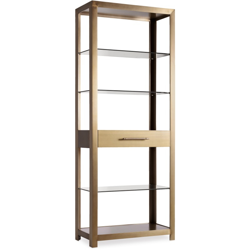 Curata Bunching Bookcase Silhouette