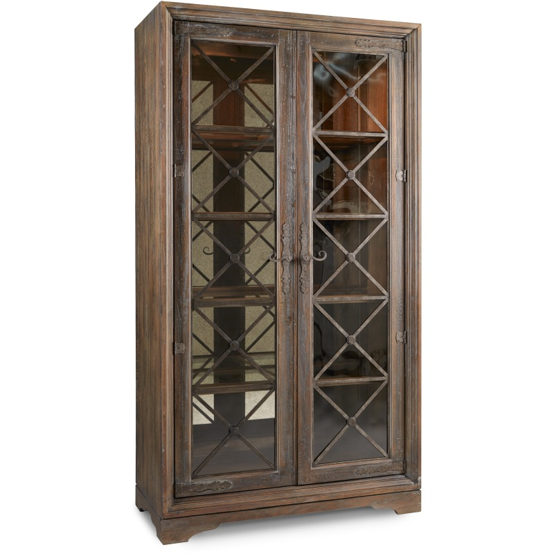 Sattler Display Cabinet Silhouette