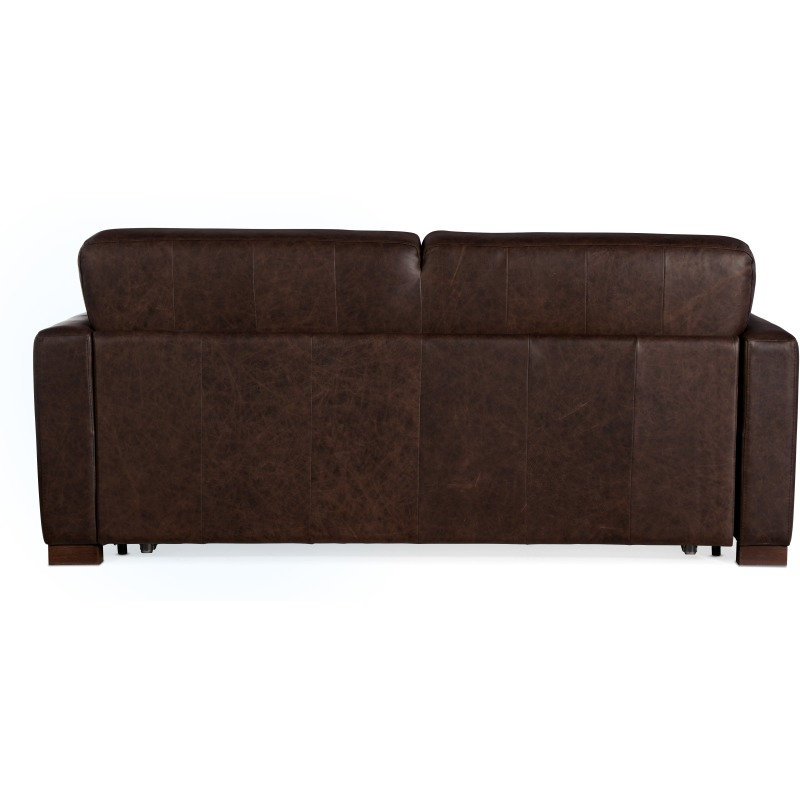 Perelta Loveseat w/ Sleeper w/ Memory Foam Mattress Silhouette