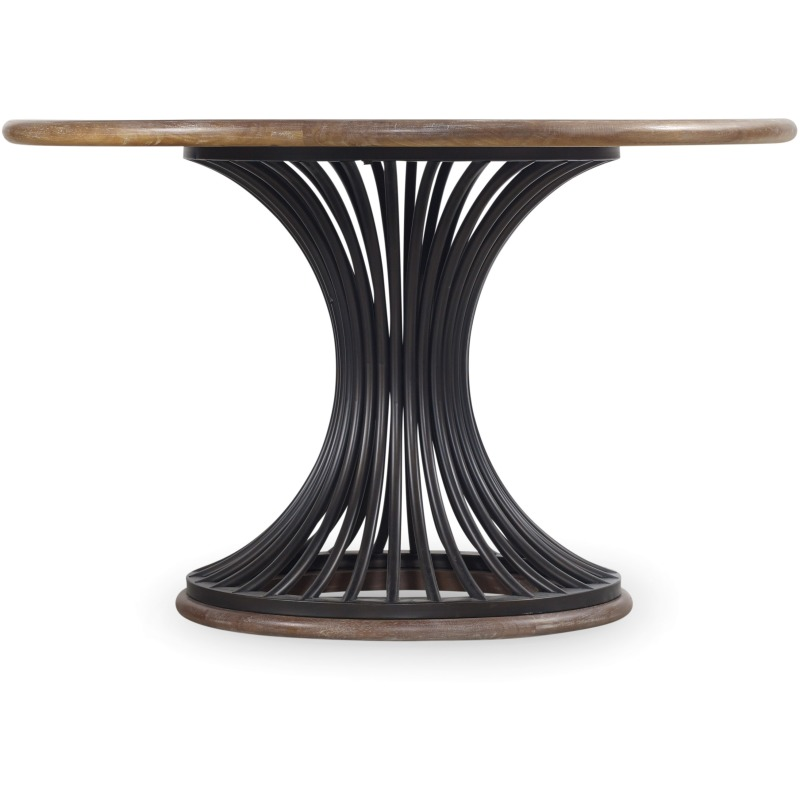 Studio 7H Cinch Round Dining Table Silhouette