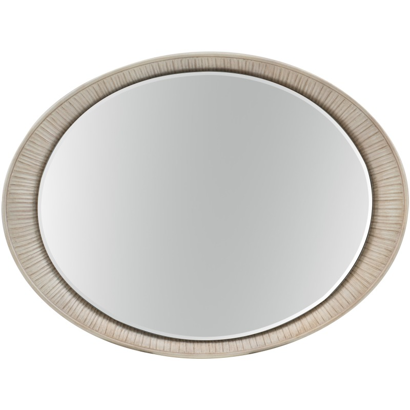 Elixir Oval Accent Mirror Silhouette