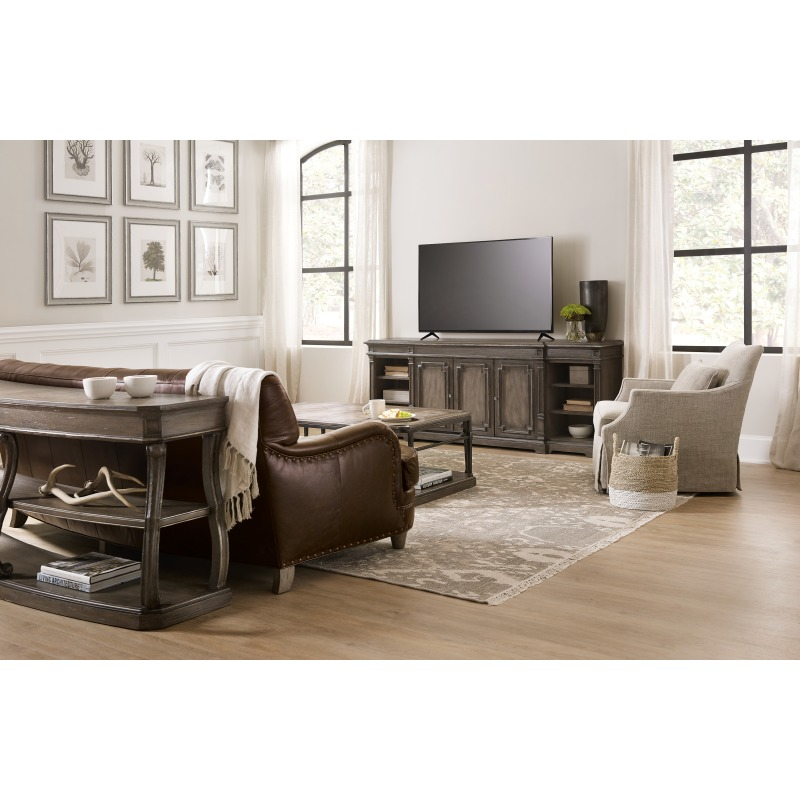 Woodlands Entertainment Console Room