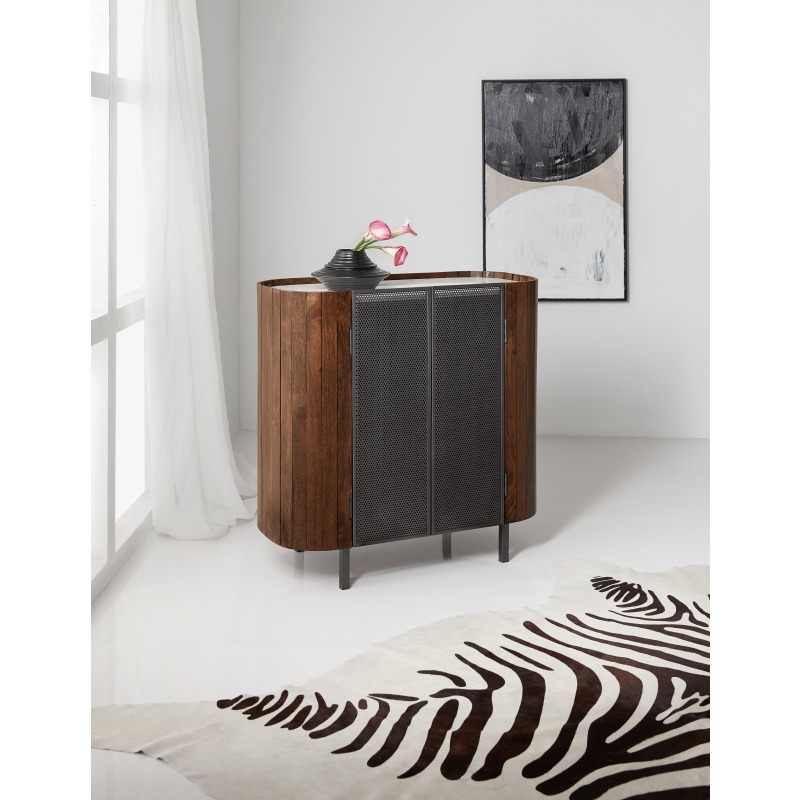 Melange Wiley Accent Chest