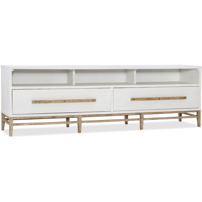 Urban Elevation Low Entertainment Console Silhouette