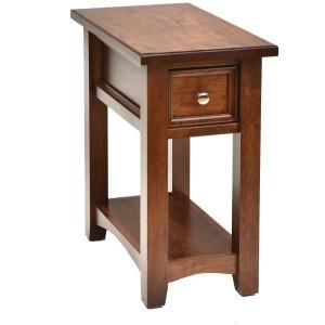 Open Garnet Hill End Table