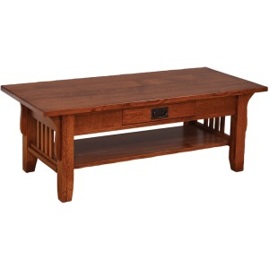 Old World Mission Cocktail Table