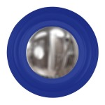 Soho Mirror - Glossy Royal Blue