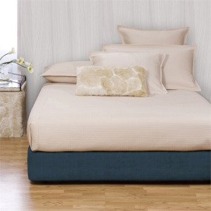 Full Boxspring Cover Sterling Indigo