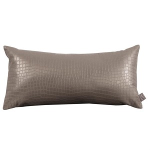 Kidney Pillow Gator Pewter
