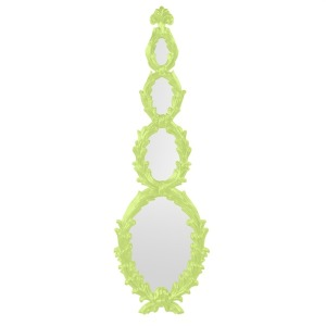 Altria Mirror - Glossy Green