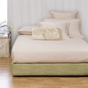 King Boxspring Cover Coco Peridot