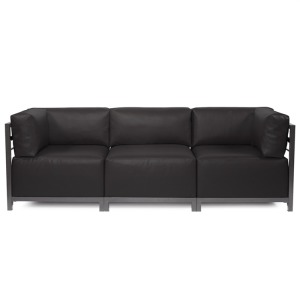 Axis 3pc Sectional Atlantis Black Titanium Frame