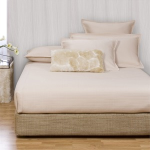 King Boxspring Cover Coco Stone