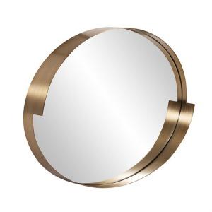 Intrepid Oval Mirror