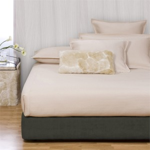 Queen Boxspring Cover Sterling Charcoal