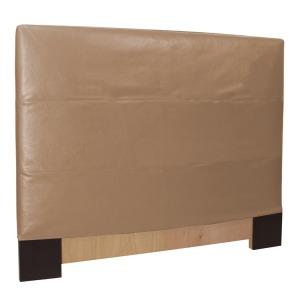 Twin Slipcovered Headboard Avanti Bronze