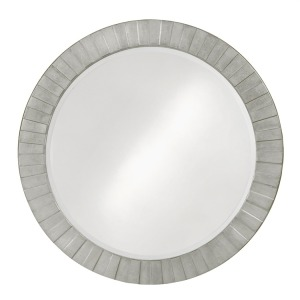 Serenity Mirror - Glossy Nickel