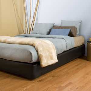Full Boxspring Cover Avanti Black