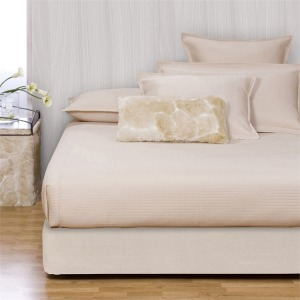 King Boxspring Cover Sterling Sand