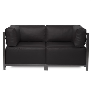 Axis 2pc Sectional Atlantis Black Titanium Frame