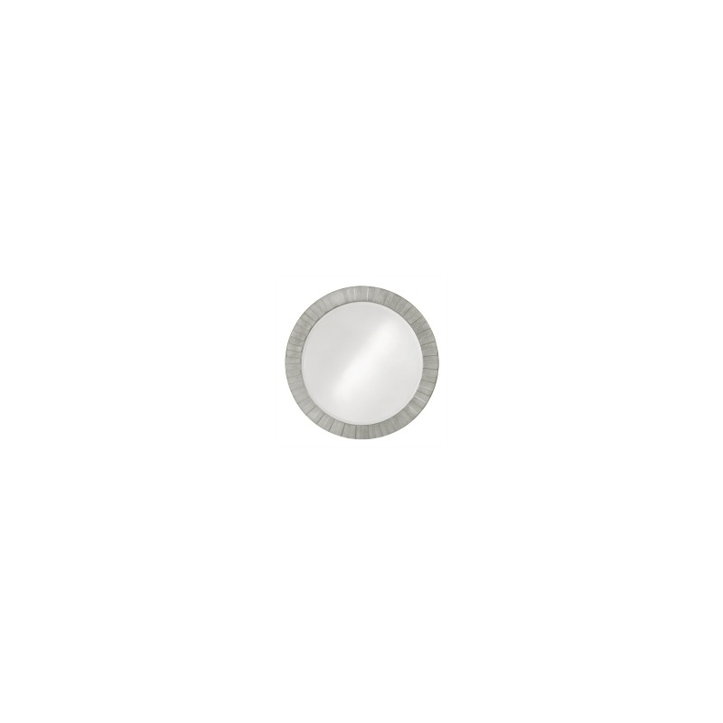 Serenity Mirror - Glossy Nickel