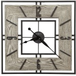 Westover Oversized Wall Clock