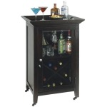Butler Wine and Bar Cabinet